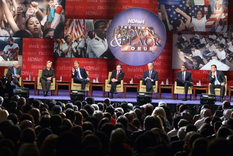 2007 forum participants