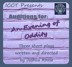 Auditions for an Evening of Oddity