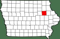 Buchanan County in Iowa