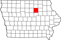 Butler County in Iowa