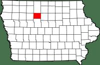 Humboldt County in Iowa