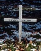 Lewis Glenn cross