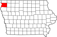 sioux-county-map