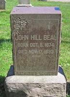 Beal tombstone full shot