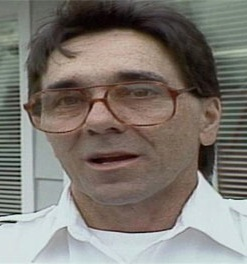 Eugene Martin's father, Donald Martin