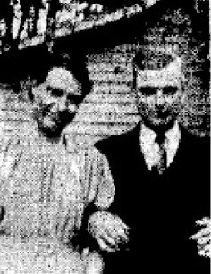 Lucile and Henry Bacher