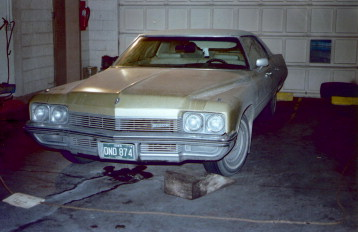 Michelle Martinko's Car