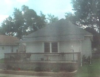 The Taylor home