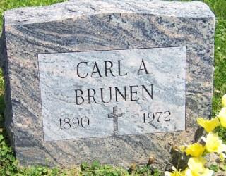 carl-brunen-gravestone
