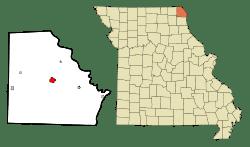 Kahoka in Clark County, MO