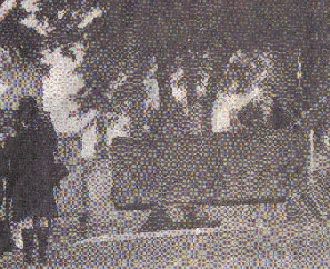Exhuming Wilma's body