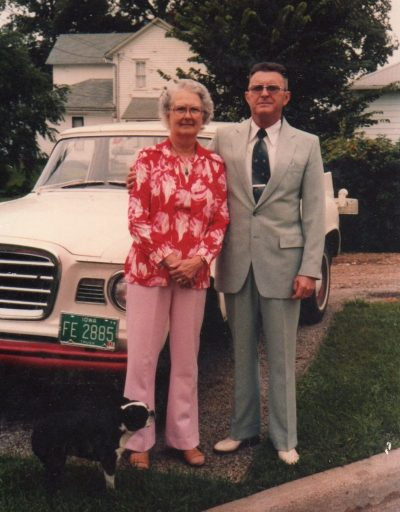 Boyd and Wilma Novinger