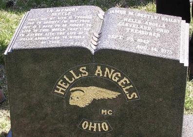 James Bailey gravestone