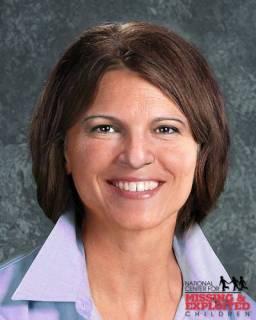 Kimberly Doss, age progressed to 47 years