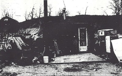 Reeds Auto Salvage where Louis Reed slain