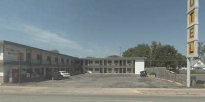 Starlite Motel in Council Bluffs