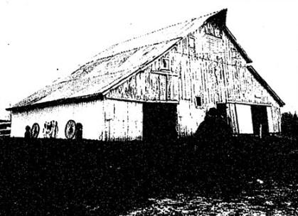 Lisbon barn where baby found
