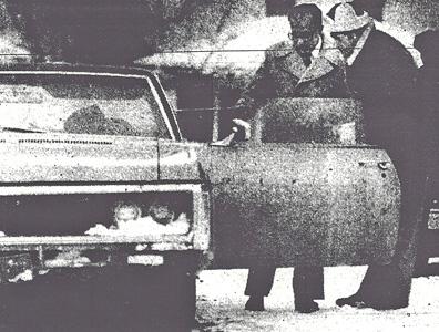 Gene W. Willaimson crime scene