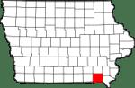 Van Buren County, Iowa