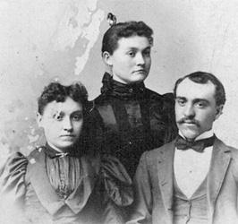 Salisbury and wife