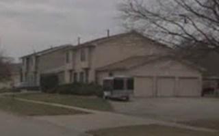 Apartment where Dennis First was slain