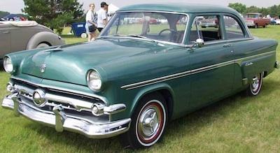 1954 Ford Tudor