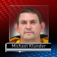 Michael Klunder mugshot