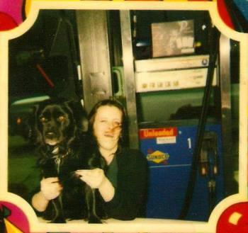sandra-kinney-with-dog