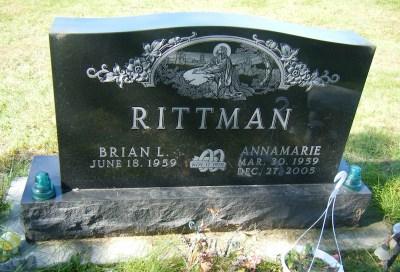 annamarie-rittman-gravestone