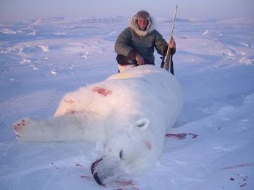 darwin-vander-esch-with-polar-bear-2008