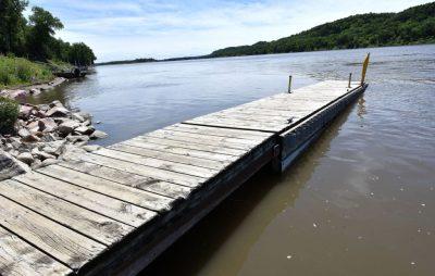 Boat ramp photo by Tim Hynds