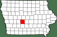 Dallas County in Iowa