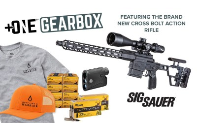Sig Sauer Announces New Gearbox for National Shooting Sports Month