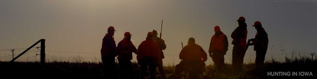 Iowa DNR Hunting Regs and Chart Corrections