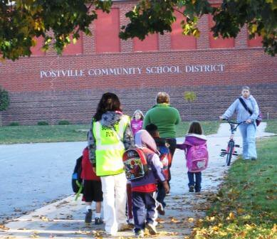 postville walk comp