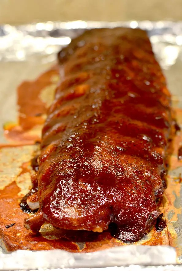 Easy Oven Baked Country Style Pork Ribs Recipe