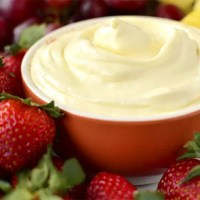 The Best Fruit Dip Ever (Video)