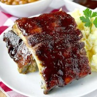 Easy Baked Ribs
