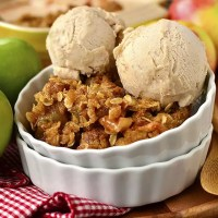 Classic Apple Crisp (GF/DF Friendly)