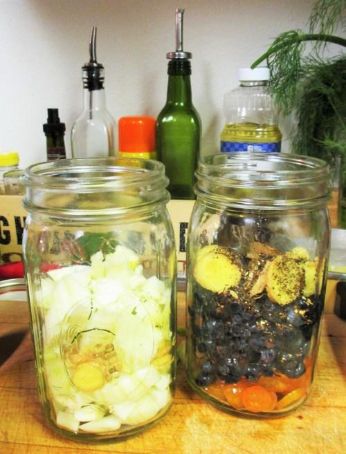 Making Shrubs for Mocktails | Iowa Herbalist