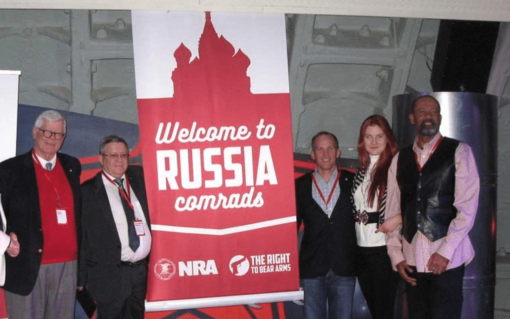What Does Pete Brownell Know About  Russia's Ties to the NRA and Donald Trump?