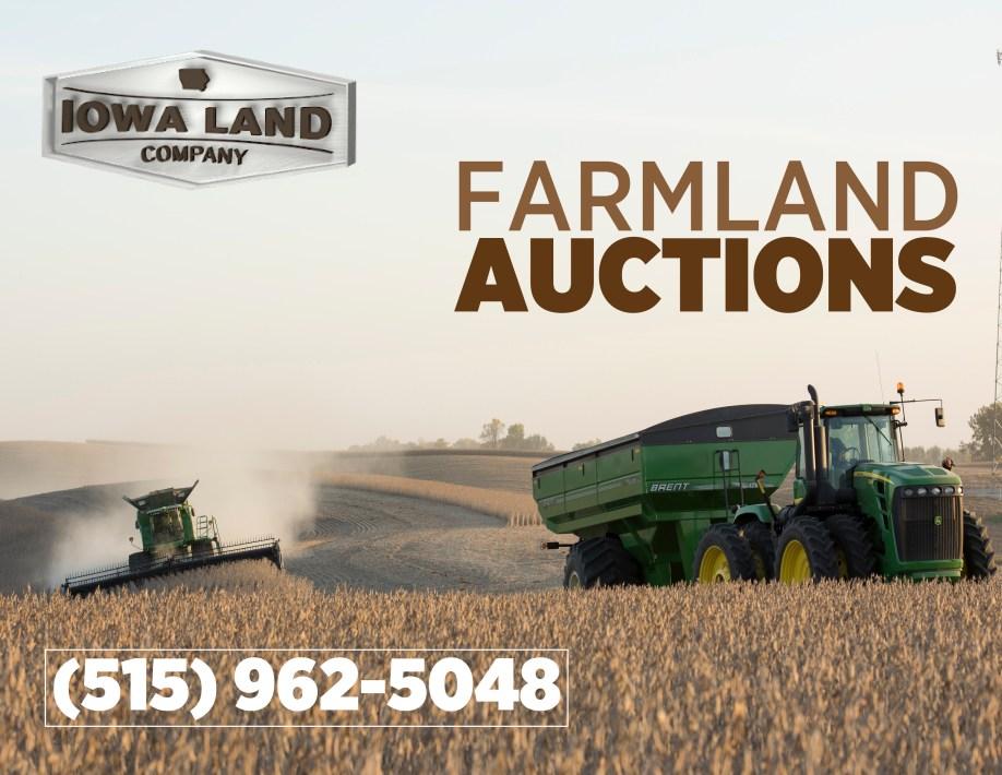 Iowa land Auction company