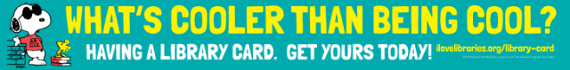 Library Card Sign Up 2016 Banner