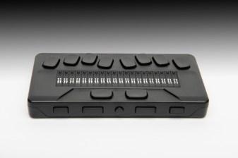 Image of the Braille eReader