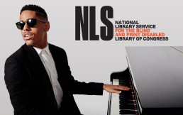 Matthew Whitaker with NLS Logo