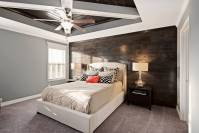Wood Accent Wall Bedroom - Frasesdeconquista.com