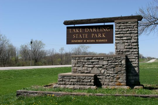 Campground Details  Lake Darling State Park IA  Iowa State Parks
