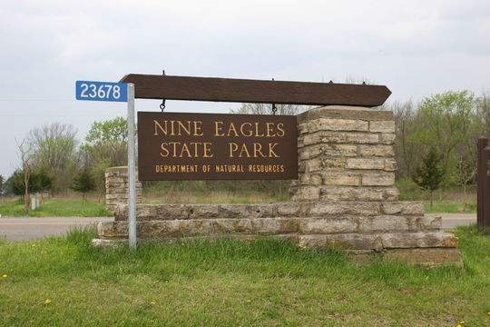 Campground Details  Nine Eagles State Park IA  Iowa State Parks