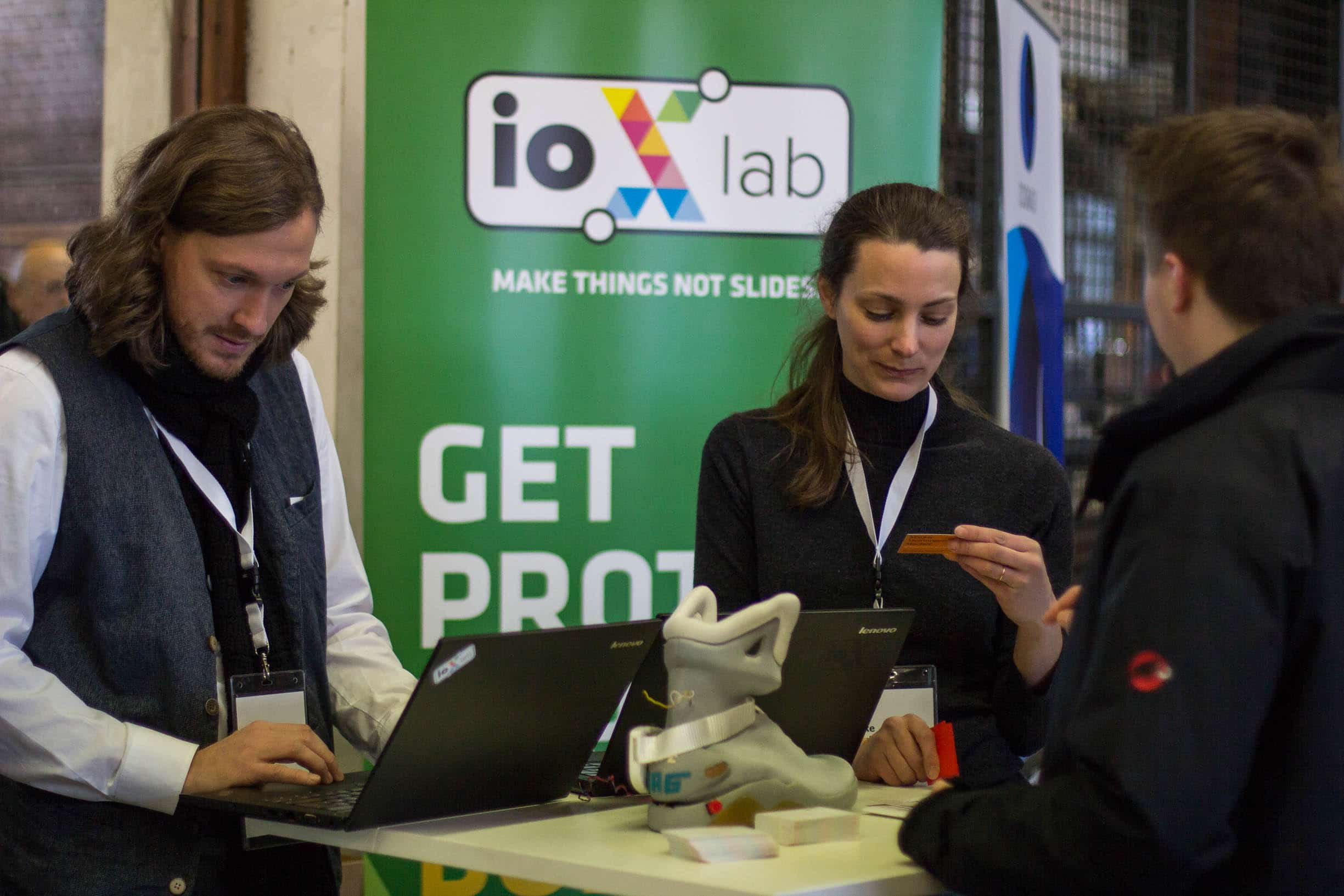 iox lab new demo day