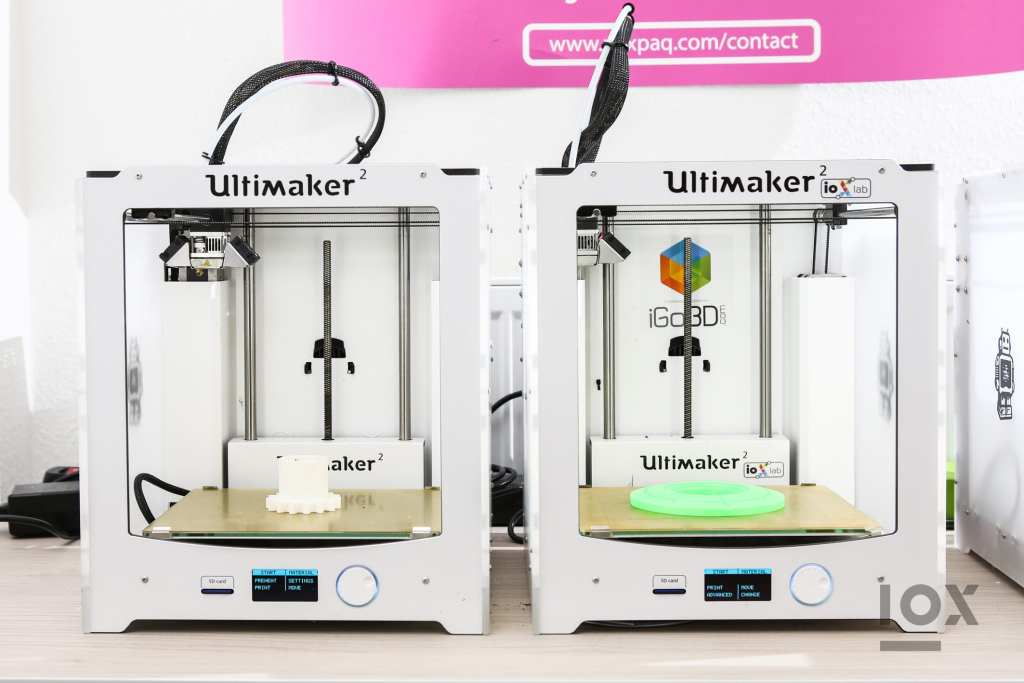 Rapid Prototyping mit 3D Druckern